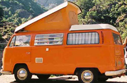 Camper vacances originales