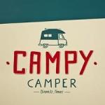 logo de campy camper, location de vans aménagés sur Biarritz
