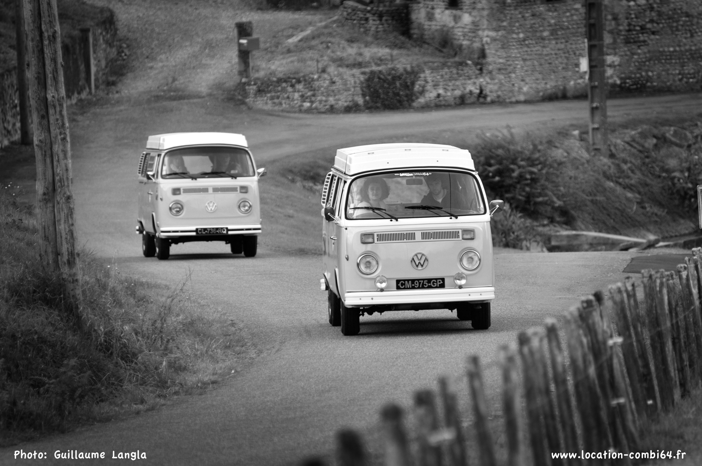 combi vw pays basque