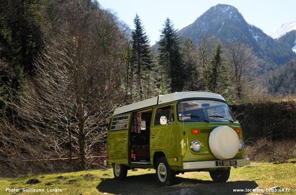 location campervan